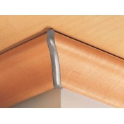 PARADOR Außenecken für Deckenabschlussleisten DAL 2, Alu-Optik