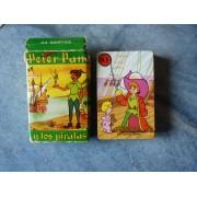 Jeu De Familles 44 Cartes Peter Pan
