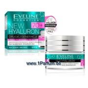Eveline, New Hyaluron - Antifalten konzentrierte Creme-Maske tiefe Falten 70+, 50 ml
