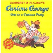 Curious George Goes to a Costume Party by H.A. Rey
