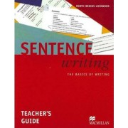 Sentence Writing - Teacher Book - The Basics of Writing by Dorothy E. Zemach