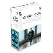 Glenn Gould - Glenn Gould on Television - The Complete (0886979521094) (10 DVD)