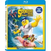 The SpongeBob Movie Sponge Out of Water BluRay 2015