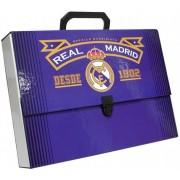 Maletín Real Madrid de Cartón