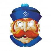 Sailor Cardboard Cutout Mask