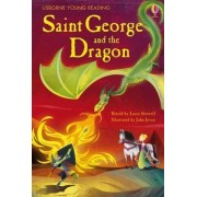 Saint George and the Dragon by Louie Stowell