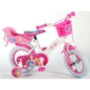Bicicleta copii E&L Disney Princess 12 inch