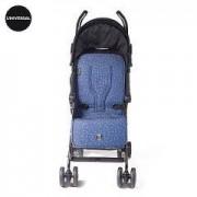 Walking Mum by Pasito a Pasito Materassino passeggino Aerosleep Denim Baby