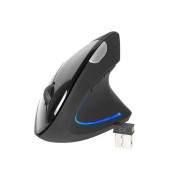 Mouse Tracer Flipper RF Nano USB fara fir Black