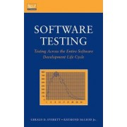 Software Testing by Raymond McLeod