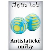 Chytrá Lola - Antistatické míčky (2ks) (AM01)