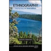 Ethnography by David M. Fetterman