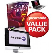 Science Quest 7 for Victoria Australian Curriculum Edition & Learnon + Assesson Value Pack by Graeme Lofts