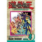 Yu-Gi-Oh! Millennium World: v. 4 by Kazuki Takahashi