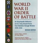 World War II Order of Battle by Shelby L. Stanton