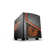 Carcasa Segotep Pi-Cube Black mATX black
