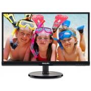 "Monitor IPS LED Philips 21.5"" 226V6QSB6/00, Full HD (1920 x 1080), VGA, DVI, 8 ms (Negru)"
