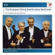 Budapest String Quartet - Beethoven: String Quartets ( Complete) - (0886977767821) (8 CD)