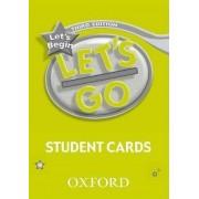 Let's Begin: Student Cards by Ritsuko Nakata