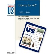 Liberty for All? Elementary Grades Teaching Guide, a History of Us by Joy Hakim