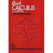 Quick Calculus by Daniel Kleppner