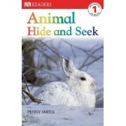 Animal Hide and Seek by Penny Smith