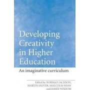 Developing Creativity in Higher Education by Norman Jackson