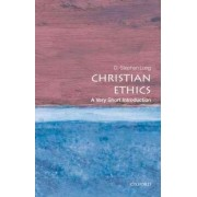 Christian Ethics: A Very Short Introduction by D. Stephen Long