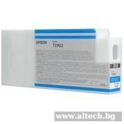 EPSON Cyan Inkjet Cartridge for Stylus Pro 7900/ 9900 (C13T596200)