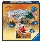 Ravensburger - 2407288 - Disney Planes 3 en 1