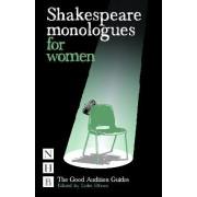 Shakespeare Monologues for Women by Luke Dixon