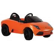 Vroom Rider Lamborghini Murcielago LP 640-4 Rastar 6V Battery Operated/Remote Controlled Ride-On, Orange