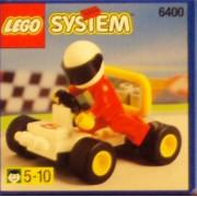 LEGO 6400 Sustem - Go-Kart