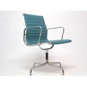 Chaise visiteur EA108 - Bleu