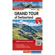 Grand Tour of Switzerland, Touring Guide by Roland Baumgartner