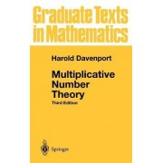 Multiplicative Number Theory by Harold Davenport