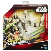 Hasbro Star Wars - Assortiment Hero Mashers Figurine Deluxe