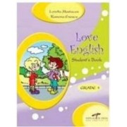 Love English - Grade 1- manual - Loretta Mastacan Ramona Enescu