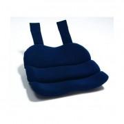Homedics Group Obus Contoured Seat Cushion Navy (Bagged) Part No.ST-NVY-CA