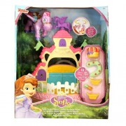 """Disney Sofia The First 3"""" Minimus With Stable Playset"""
