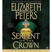 Serpent on the Crown CD by Elizabeth Peters