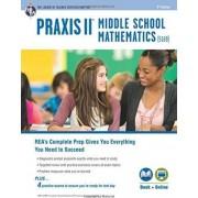 Praxis II Middle School Mathematics (5169) Book + Online by MR Stephen Reiss