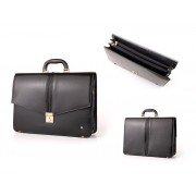Leather Briefcase B-271DW