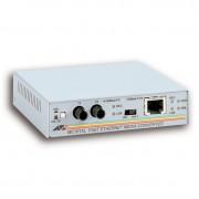 ALLIED TELESIS Allied Telesis Media Converter Series, 100TX (RJ-45) to 100FX (ST) MultiMode fiber Fast Ethernet media converter (AT-MC101XL-20)