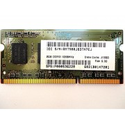 MEMOIRE PC PORTABLE DDR3 SAMSUNG / 2GB 1Rx8 PC3 - 10600S - 09 - 11 - B2 / M471B5773DH0 - CH9