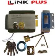 Link Plus Steel Polished door lock
