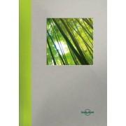 Reisdagboek groen - groot Notebook | Lonely Planet