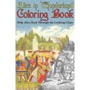 Alice in Wonderland Coloring Book by Lewis Carroll