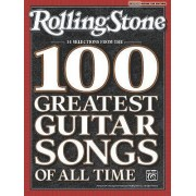 Rolling Stone 34 Selections from the 100 Greatest Guitar Songs of All Time by Alfred Music