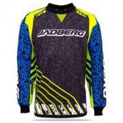 Jadberg Target Top S modrá / šedá / neonově žlutá